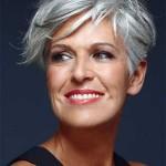 coiffure légère femme 60 ans