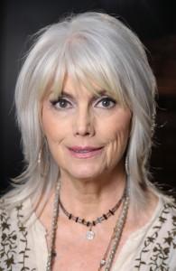 coupe cheveux longs coiffure femme 60 ans