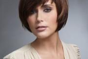 coiffure 2013 courte visage rond