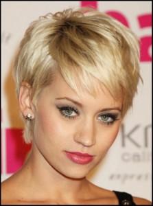 coiffure cheveux court 2014
