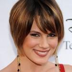 coiffure courte femme