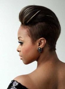 coiffure femme 2014 black