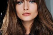 coiffure femme 2014 brune