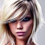 coiffure femme 2014 dégradé