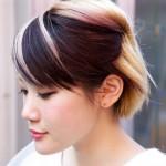 coiffure femme 2014 rock