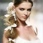 coiffure femme 2014 tresse