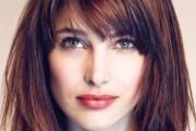 coiffure femme 2014 visage long