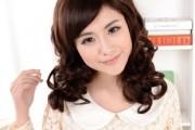 coiffure femme asiatique mi long