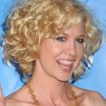 coiffure femme cheveux courts ondulés
