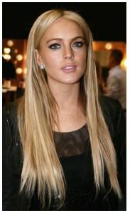 coiffure femme cheveux long lisse