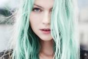 coiffure femme cheveux long originale