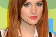 coiffure femme cheveux long visage ovale