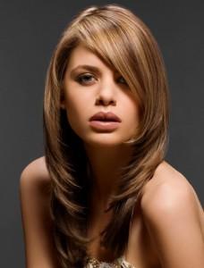 coiffure femme cheveux longs 2014