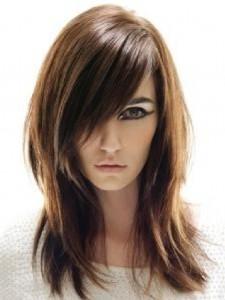 coiffure femme mi long ado