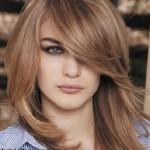 coiffure femme mi long tendance