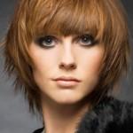 coiffure femme visage ronde