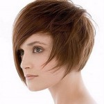 coiffure mode 2012 visage rond
