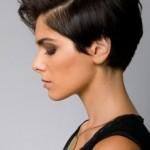 coiffure mode 2014 visage rond