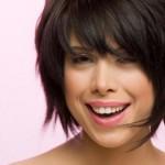 coiffure pour visage rond 2013
