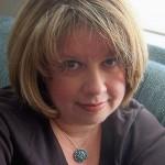 coiffure pour visage rond femme 40 ans