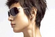 coiffure très courte 2014 femme