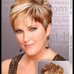 coupe cheveux courts 2014 femme 50 ans