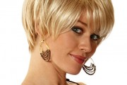 coupe cheveux courts visage ronds