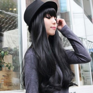 coupe cheveux femme cheveux longs épais