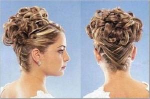 coupe cheveux femme cheveux longs attachés