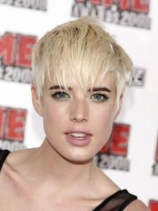 coupe cheveux femme très court 2014