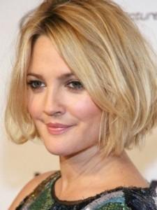 coupe cheveux tendance 2013 visage rond