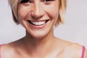 coupe de cheveux court femme visage rond 2014