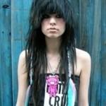 coupe de cheveux femme long émo