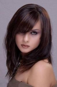 coupe de cheveux femme long hiver 2013