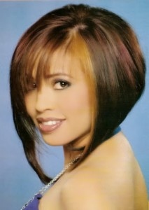 coupe de cheveux pour face ronde