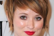 coupe de cheveux pour visage rond 2013