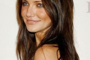 cameron diaz coloration brune