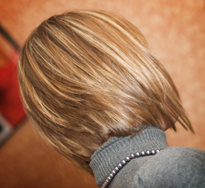 coiffure coloration balayage