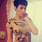 coiffure femme courte visage ovale