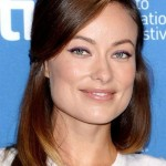 coiffure femme visage carré Olivia Wilde - actrice dr house