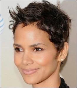 coiffure femme visage ovale tres courte