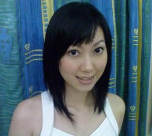 coiffure visage carré femme asiatique