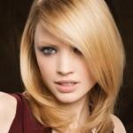 coiffure visage ovale cheveux fins