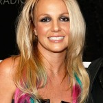 coloration blonde cheveux britney spears