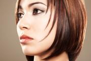 coloration cheveux coupe courte femme