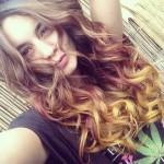 coloration pour cheveux tendance 2014