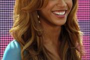 couleur caramel cheveux beyonce