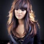 couleur cheveux 2014 meches