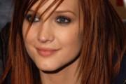 couleur rousse coiffure femme