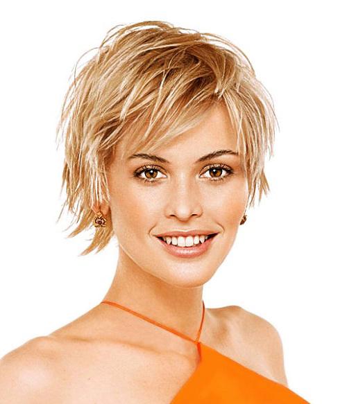 Catalogue de coupe de cheveux court femme